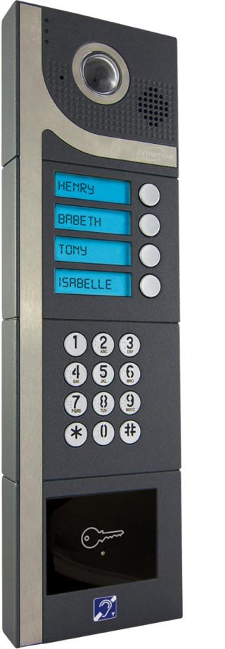 DINA intercom systeem